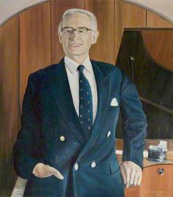 D. E. Varley, Warden of Rutland Hall (1967–1989)