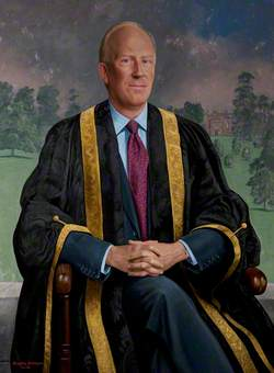 Julian Ronald Haylock, BSc, FRSA, President of the Council (1996–2003)