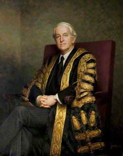 Sir Francis Hill (1899–1980), Chancellor of the University (1972–1978)