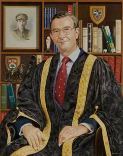 Roger John Godfrey, LLB, LLD, President of the Council (1983–1993)
