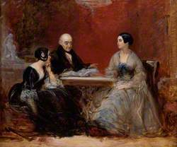 Maria-Louisa Phipps, née Campbell, Samuel Rogers, Caroline, Lady Stirling-Maxwell
