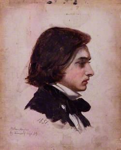 Hughes, Arthur, 1832–1915