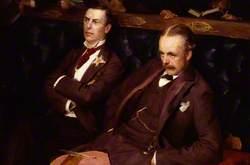 Joe Chamberlain; Arthur James Balfour, 1st Earl of Balfour