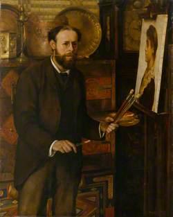 Collier, John, 1850–1934