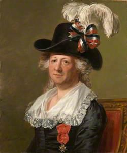 Chevalier d'Eon (Charles Geneviève Louis Auguste André Timothée d'Eon de Beaumont, 1728–1810)