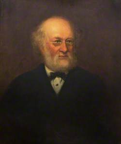William Drysdale, Esq., Provost of the Burgh of Helensburgh (1857–1863)
