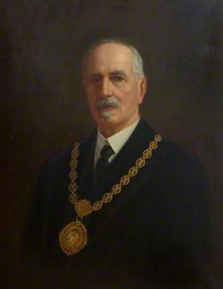 David S. Maclachlan, Provost of the Burgh of Helensburgh (1908–1911)