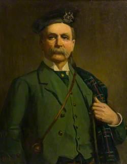Colonel Sir Alan Colquhoun of Luss (1838–1910), Bt, KCB