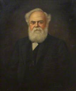 William Bryson, Esq., Provost of the Burgh of Helensburgh (1884–1890)