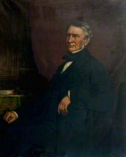 Archibald Sharp, Provost of Rothesay (1848–1851)