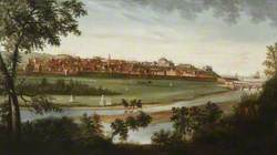 View of Banff in 1775