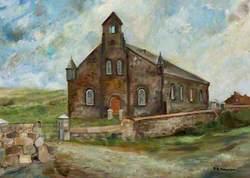 Free Church, Cross
