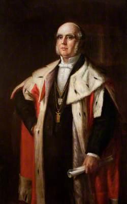 John Mitchell, Provost of Dingwall (1870–1881)