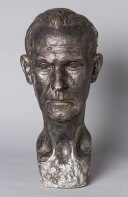 Bust of Unknown Man
