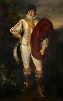 James Alexander Stewart-Mackenzie (1784–1843), Second Husband of Mary Stewart-Mackenzie