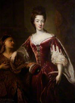 Lady Frances Herbert (1660–1732), Wife of Kenneth Mackenzie, 4th Earl of Seaforth