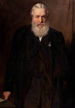 John Smith (1829–1910), Factor of Seafield Estate