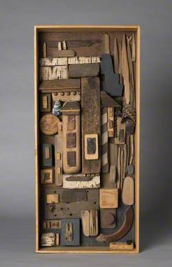 'Edinburgh Close' Assemblage