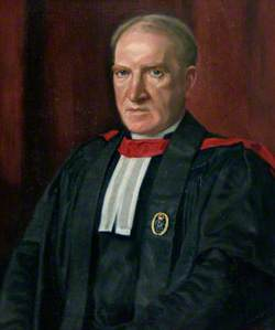 Reverend Norman MacLean (1869–1952), Church of Scotland Minister