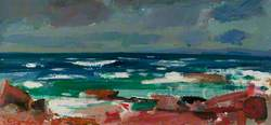 Iona Seascape