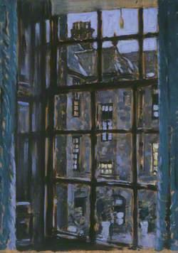 Window, Brunstane House