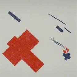 Homage to Malevich