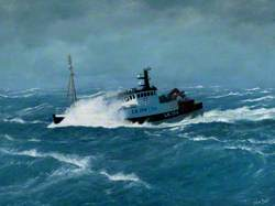 'Still Waters' in Heavy Seas
