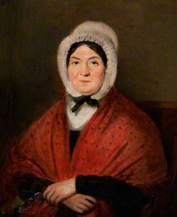 Mrs Grizel Irvine (1771–1856)