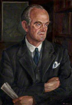 George S. Robertson, Provost of Stromness (1946–1953), Founder of Stromness Golf Club