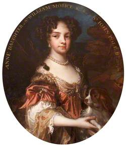Anne Morice (d.1713/1714), Lady Pole