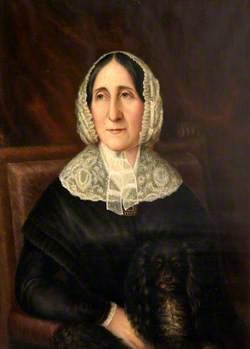 Mrs George-Caunter, née Jane-Frances Woodley (d.1893)