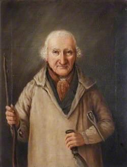 Richard Bunclark of Ashburton (1756–1855), Woodman to the Druid Estate at Ashburton, Aged 95