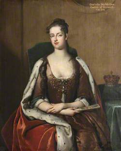 Charlotte Myddelton (1680– 1731), Countess of Warwick
