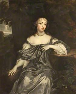 Mrs Harvey, née Frances Brooke (d.1690), Lady Whitmore