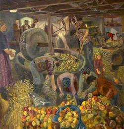 Cider Making at Wescott Farm, Devon