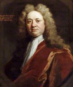 Sir Abraham Elton (1679–1742), 2nd Bt