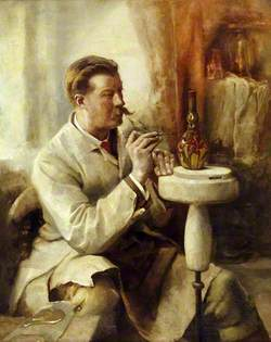 Sir Edmund Harry Elton (1846–1920), 8th Bt, Forming an Elton Ware Pot