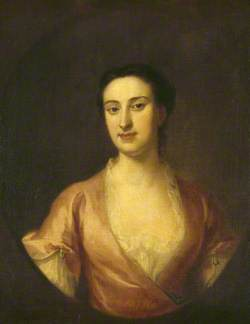 Eleanor Roberts (d.1826), Mrs John Hallam