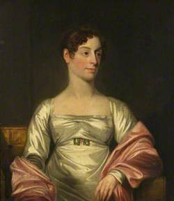 Mrs Walter Rice, née Mary Ann Evans (1770/1780–1859)