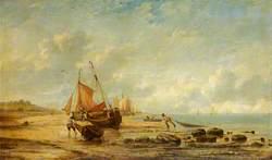 A Shore Scene