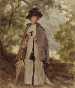 Alice Edwina Munro Ferguson (d.1912), Mrs Alexander Luttrell