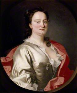Margaret Trevelyan (d.1746), Mrs Edward Dyke