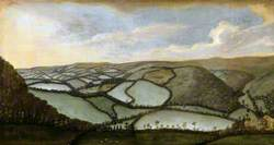 Four Views from Dunster Castle: The Landscape to the South