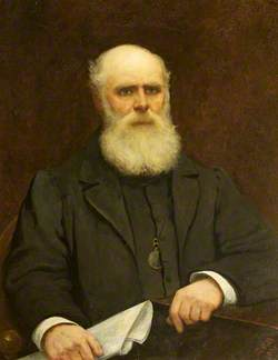 The Reverend Wynter Thomas Blathwayt (1825–1909)