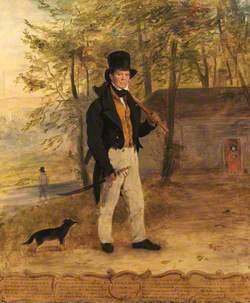 Edward Barnes (b.1761/1762), Woodman