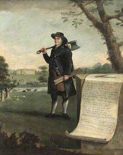 Edward Prince (b.1718/1719), Carpenter, Aged 73