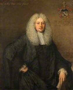 John Meller (1665–1733), Master of the High Court of Chancery
