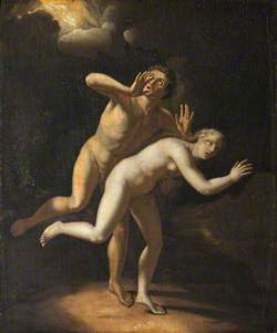 The Expulsion of Adam and Eve