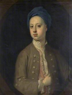 A Young Man, Called 'Thomas Osborne (1713–1789)'