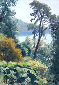 The River Dart from Greenway, Devon